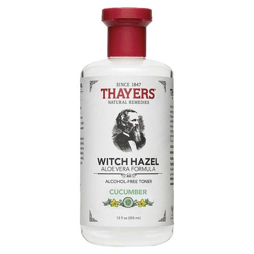 Cucumber Witch Hazel with Aloe Vera