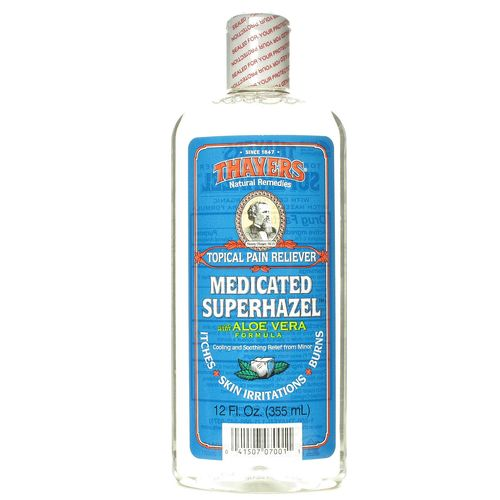 Medicated Superhazel with Aloe Vera