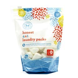 The Honest Company 4-in-1 Laundry Packs