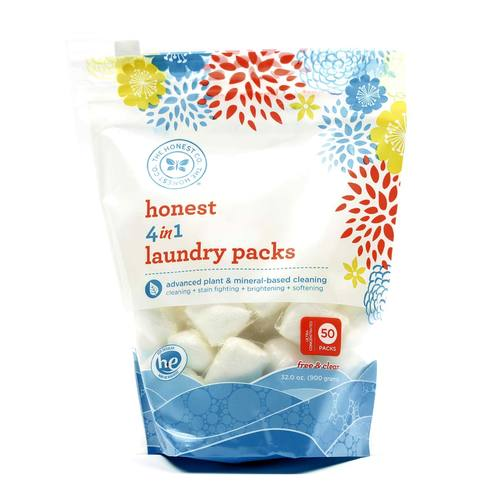 4-in-1 Laundry Packs