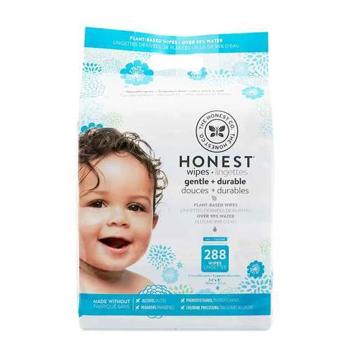 The Honest Company Baby Wipes  - 288 Wipes - 113112_front2020.jpg