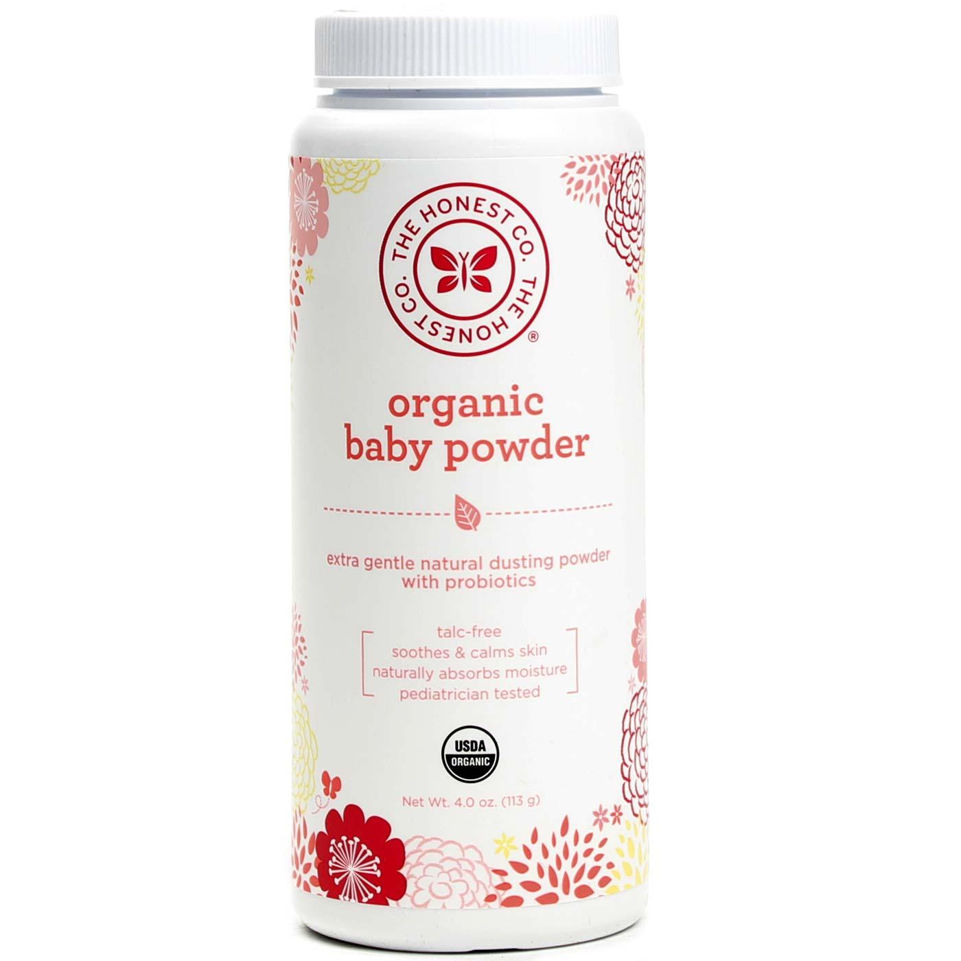 0a40209c4b8f7 The Honest Company Organic Baby Powder - 4 oz