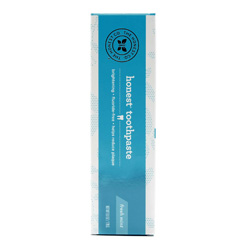 The Honest Company Fresh Mint Toothpaste