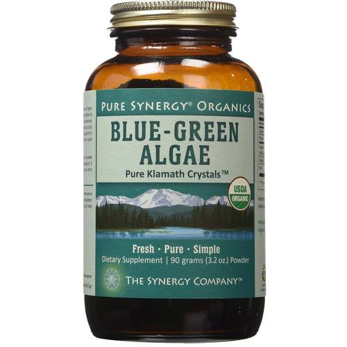 The Synergy Company Blue-Green Algae Pure Klamath Crystals  - 3.2oz - 23797_1.jpg