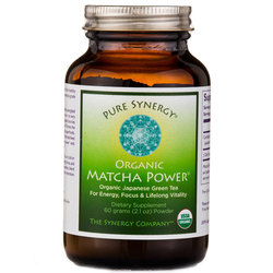 The Synergy Company Organic Matcha Powder