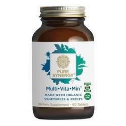 The Synergy Company Organic Multi Vita-Min