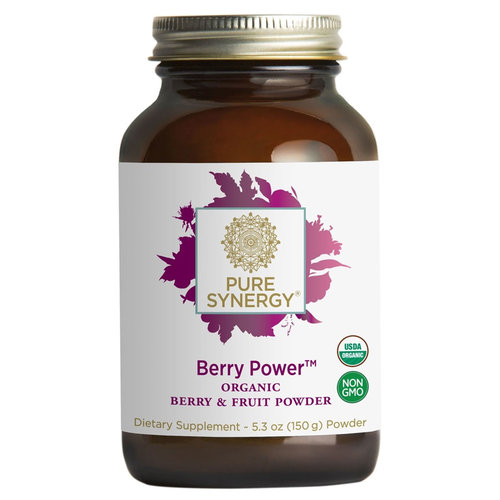 The Synergy Company Organic Berry Powder - 5.3 oz - 71201_front.jpg