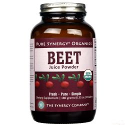The Synergy Company Beet Juice Powder