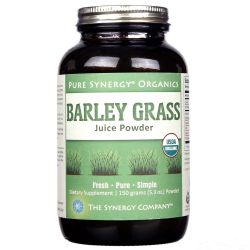 The Synergy Company Barley Grass Juice Powder