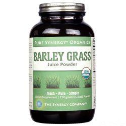 The Synergy Company Barley Grass Juice Powder