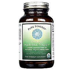 The Synergy Company Pure Synergy Organic Matcha Power