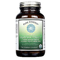 The Synergy Company Pure Synergy Organic Matcha Power