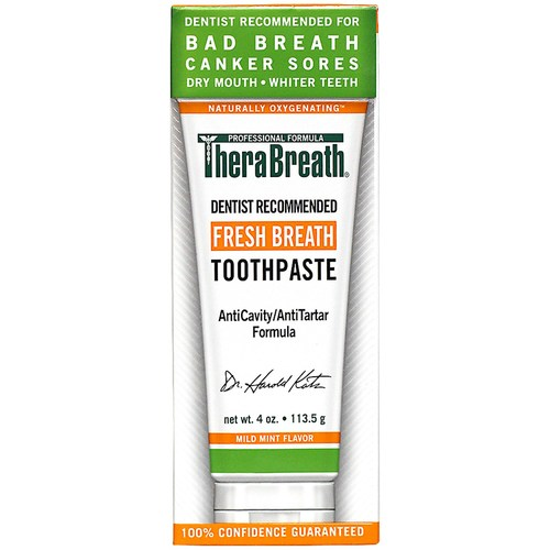Fresh Breath Toothpaste