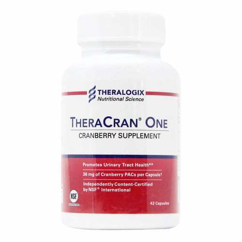 Theralogix TheraCran One  - 42 Capsules - 354673_front2020.jpg
