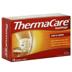Thermacare Knee and Elbow Heat Wraps