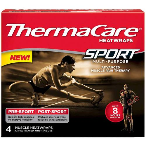 Sport Muscle Heat Therapy Wraps