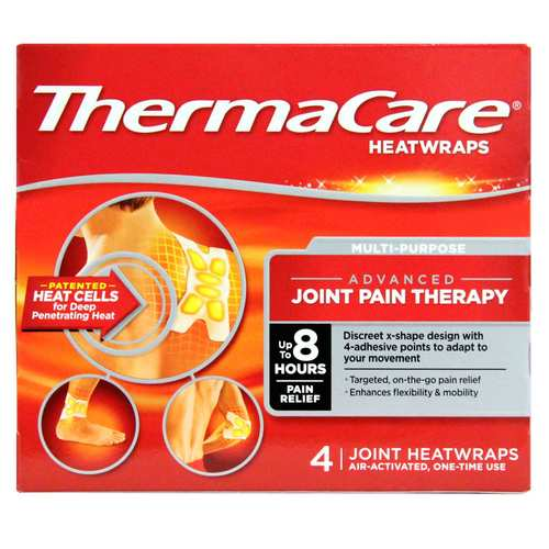 Joint Pain Therapy Heat Wraps