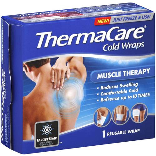 Muscle Therapy Cold Wraps