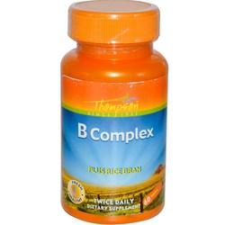 Thompson B Complex with Rice Bran