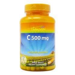 Thompson C 500 mg with Bioflavonoids