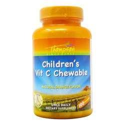 Thompson Children's Vitamin C Chewable