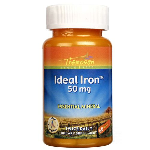 Ideal Iron 50 mg