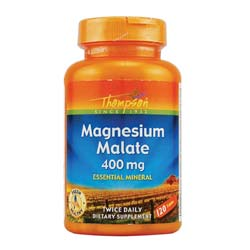 Thompson Magnesium Malate 400 mg