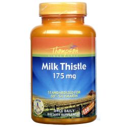 Thompson Milk Thistle 175 mg
