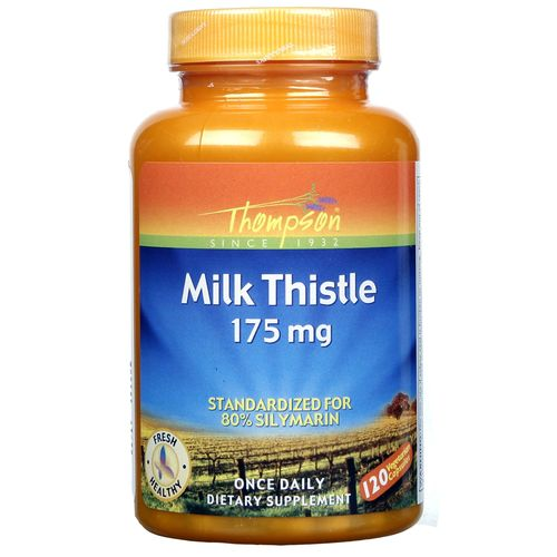 Milk Thistle 175 mg