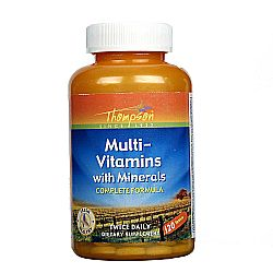Thompson Multi-Vitamins with Minerals