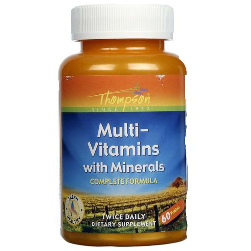 Multi-Vitamins with Minerals