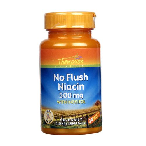 No Flush Niacin 500 mg