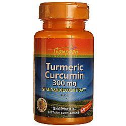 Thompson Turmeric Curcumin 300 mg