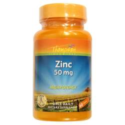 Thompson Zinc 50 mg
