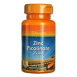 Thompson Zinc Picolinate 25 mg