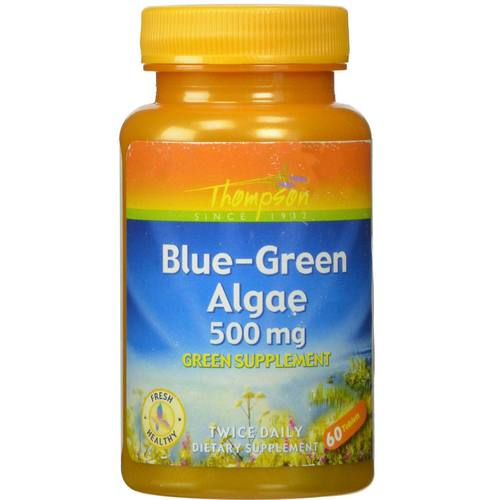 Blue-Green Algae 500 mg