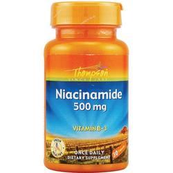 Thompson Niacinamide 500 mg