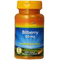 Thompson Bilberry Extract