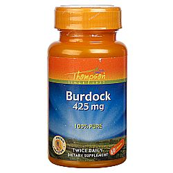 Thompson Burdock 425 mg