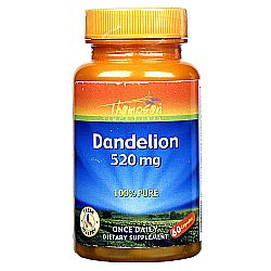 Thompson Dandelion 520 mg