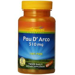 Thompson Pau D'Arco 510 mg