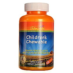 Thompson Children's Chewable Multi