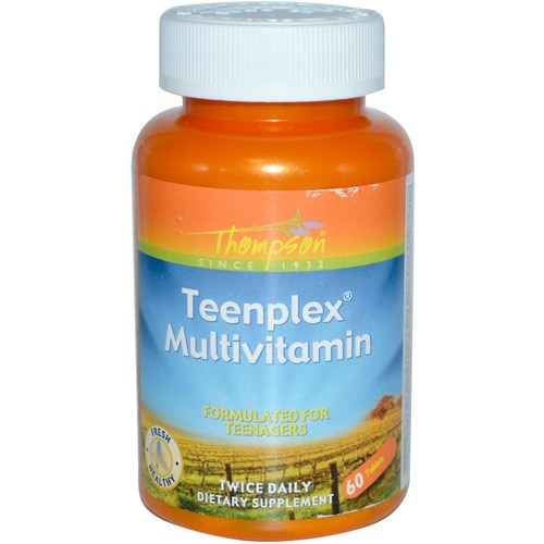 Teenplex Multivitamin