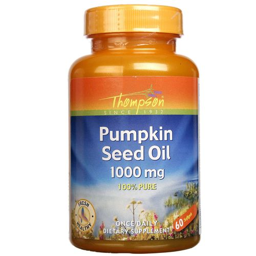 Pumpkin Seed Oil 1,000 mg