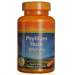 Thompson Psyllium Husk 1-050 mg