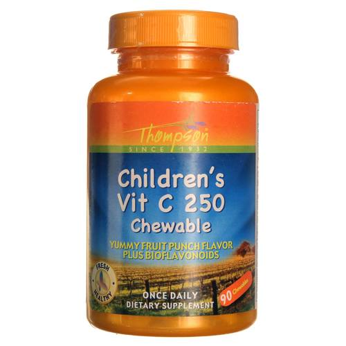 Children's Vitamin C with Acerola 250 mg
