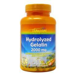 Thompson Hydrolyzed Gelatin 2-000 mg