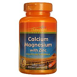 Thompson Calcium Magnesium with Zinc