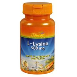 Thompson L-Lysine 500 mg