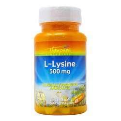 Thompson L-Lysine 500 mg